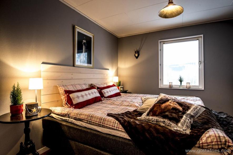 Dubbelrum på Åre Bed & Breakfast